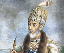 Painting of Mughal